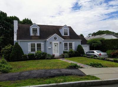 Newton Single Family Home For Sale: 90 Jackson St