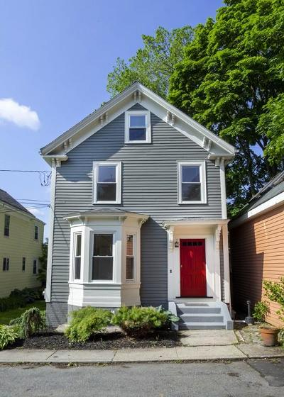Somerville Single Family Home For Sale: 12 Williams Court