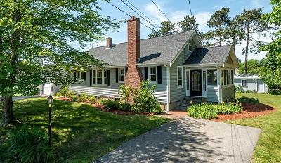 Natick Single Family Home New: 54 General Greene Ave
