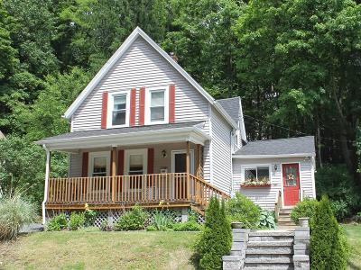 Worcester Single Family Home For Sale: 36 Beaconsfield Rd