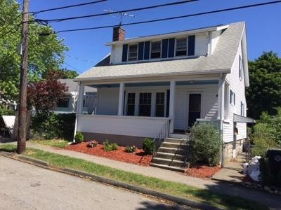 Watertown Single Family Home For Sale: 49 Bancroft St