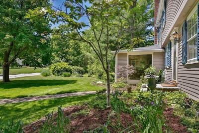 Natick Single Family Home Price Changed: 71 Everett Street