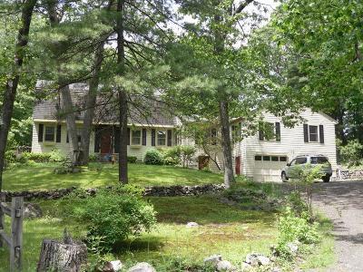 Middleton Single Family Home For Sale: 12 School Street #1