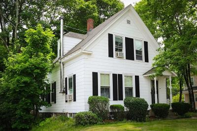 Rockland Single Family Home For Sale: 79 Exchange St