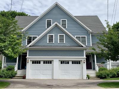 Newton Multi Family Home For Sale: 160-162 Chapel Street