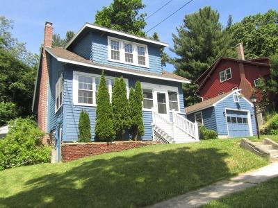 Worcester Single Family Home For Sale: 5 Blair Street