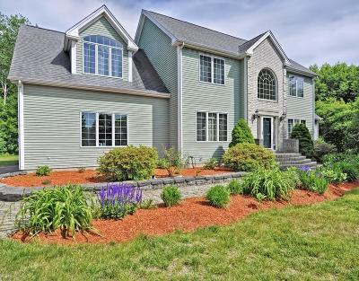 MA-Worcester County Single Family Home For Sale: 5 Colonial Way