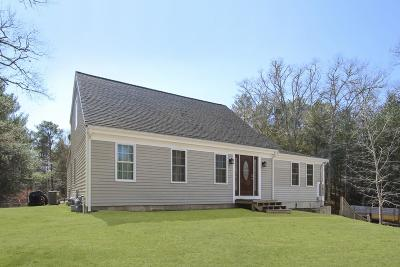 Barnstable Single Family Home For Sale: 271 Great Marsh Rd