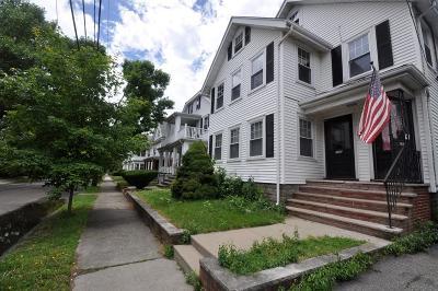 Arlington Multi Family Home New: 100-102 Harlow St