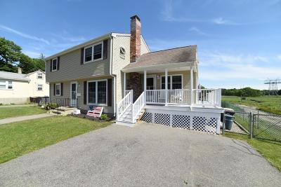 Weymouth MA Single Family Home For Sale: $669,900