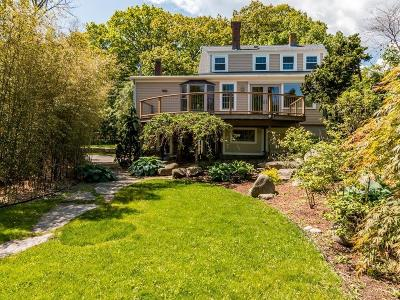 Rockport Single Family Home For Sale: 27 South Street