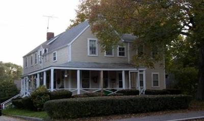 Hingham Single Family Home New: 5 Pleasant Street