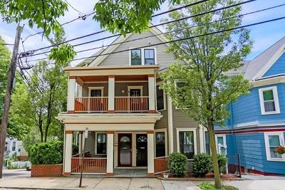 Somerville Condo/Townhouse New: 14 Columbus Ave #14