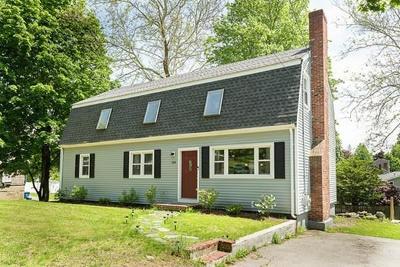 Randolph Single Family Home Price Changed: 304 Canton Street