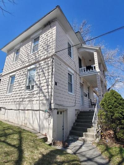 Multi Family Home For Sale: 108 E Pleasant