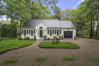 Mashpee Single Family Home For Sale: 71 Bog River Bnd