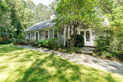 Duxbury Single Family Home For Sale: 96 Duck Hill Rd