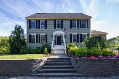 Scituate Single Family Home For Sale: 115 Ann Vinal