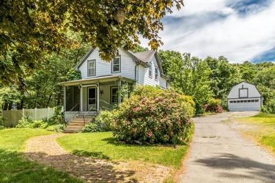 Wakefield Single Family Home For Sale: 115 Montrose Ave