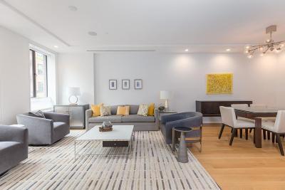 Condo/Townhouse For Sale: 451 Marlborough Street #Residenc