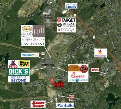 Plymouth Residential Lots & Land For Sale: 1 Resnik Road