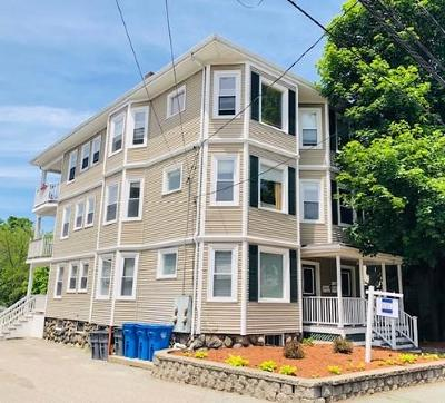 Waltham Condo/Townhouse For Sale: 105 Adams St #1