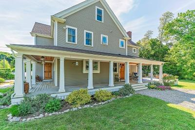 Cohasset MA Single Family Home New: $839,000