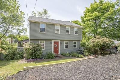 Weymouth MA Single Family Home For Sale: $499,900