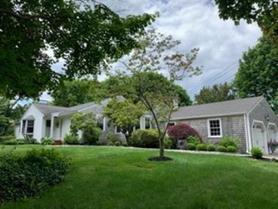 Scituate Single Family Home New: 603 Hatherly Road