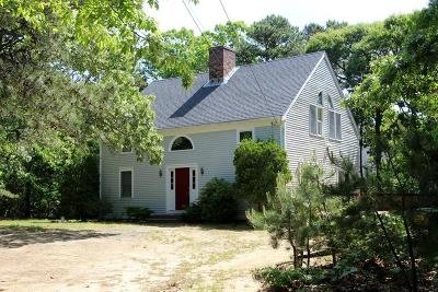 Eastham Single Family Home For Sale: 10 Hoyt Rd