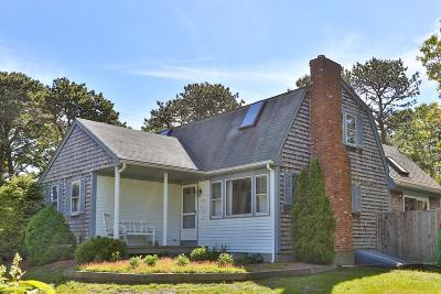 Harwich Single Family Home For Sale: 10 Lake Street
