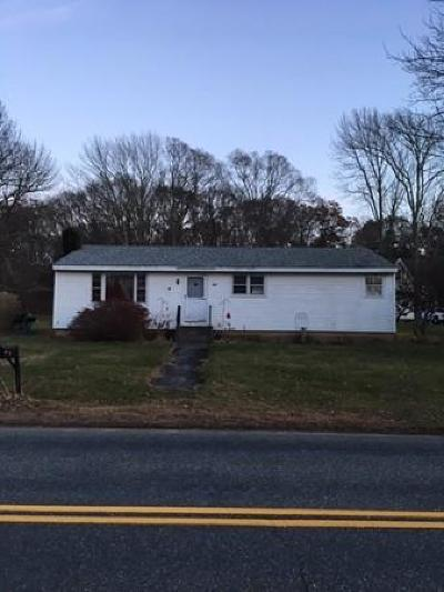 MA-Bristol County Single Family Home New: 147 Blossom Rd