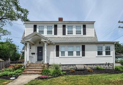 Weymouth MA Single Family Home New: $419,900