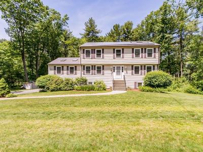 Billerica Single Family Home For Sale: 14 Branch St