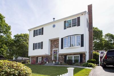Wareham Single Family Home For Sale: 79 Mayflower Ln