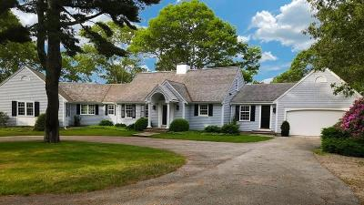 Barnstable Single Family Home For Sale: 133 Starboard Ln