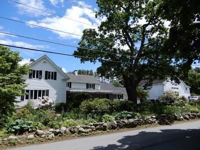 chelmsford Single Family Home For Sale: 34 Elm St