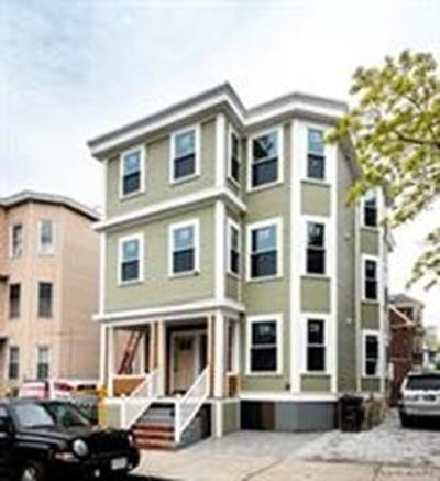 Somerville Condo/Townhouse For Sale: 11 Connecticut Ave #2