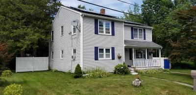 MA-Bristol County Single Family Home New: 82 Circle Drive