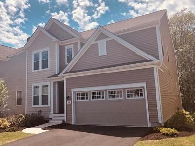 Weymouth MA Single Family Home New: $729,900