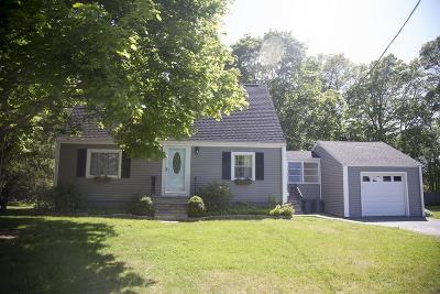 Hingham Single Family Home New: 6 Roc Fall Rd