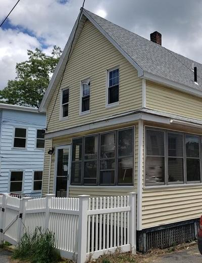 MA-Worcester County Single Family Home New: 464 Rollstone St