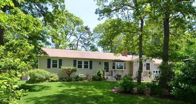 Barnstable Single Family Home For Sale: 52 King Arthur