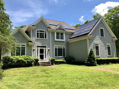 Mashpee Single Family Home New: 17 Payamps Rd