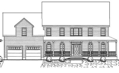 Single Family Home New: 5 Summers Circle #Lot 6