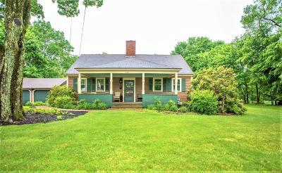 Whitman Single Family Home For Sale: 319 School St