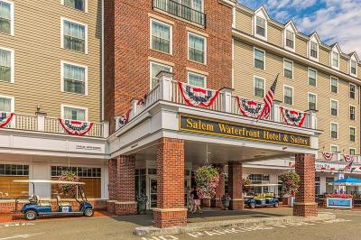 Salem MA Condo/Townhouse For Sale: 225 Derby St #608