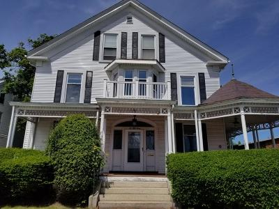 MA-Worcester County Commercial For Sale: 253 Main Street