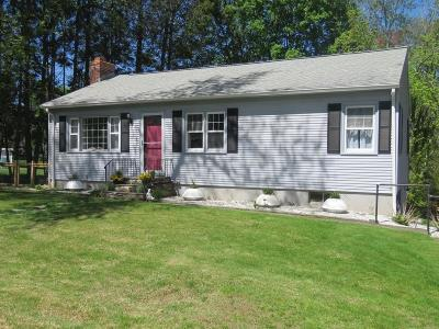 Westborough Single Family Home For Sale: 3 Mohawk Drive