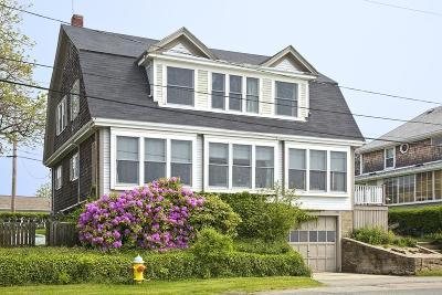 Hull Single Family Home For Sale: 276 Nantasket Rd